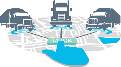 Transportistas a un click
